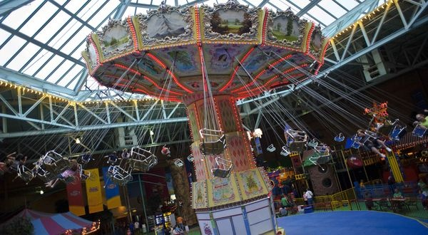 Crystal Palace Amusement Park, Moncton, the city i lived in, I loved this place!