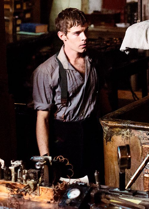 Penny Dreadful | Season 2 | Harry Treadaway as Victor Frankenstein | Showtime