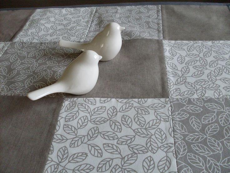 Alex Lernt Nhen Wohnzimmer Patchwork Tischdecke