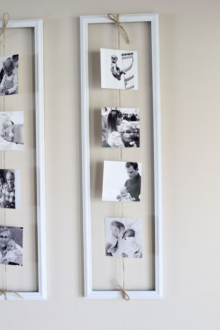 Best DIY Picture Frames and Photo Frame Ideas -Paper Frames - How To ...
