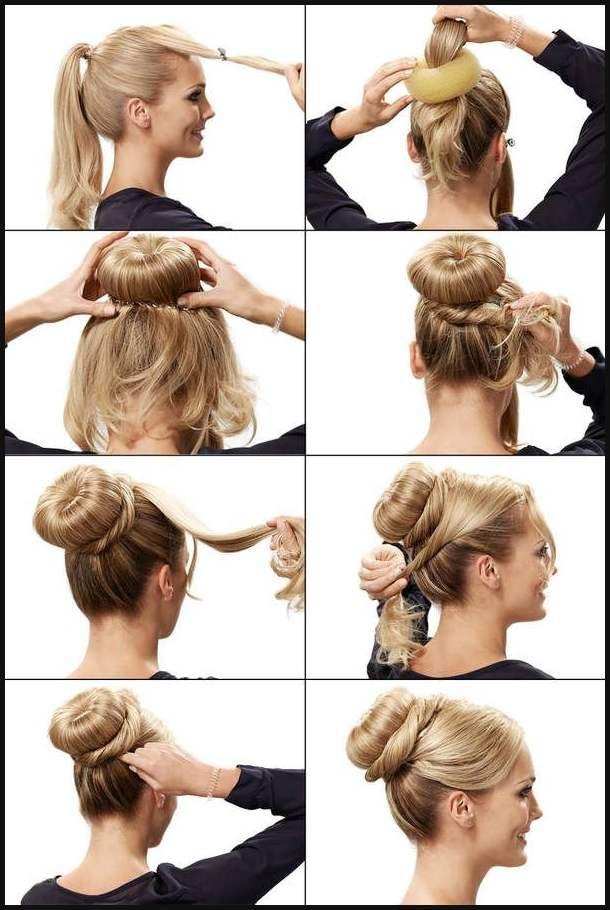 Leichte Frisuren Zum Nachmachen 2017 Kreative Frisur Ideen Einfache Frisuren Long Hair Styles Hair Styles Curly Hair Styles