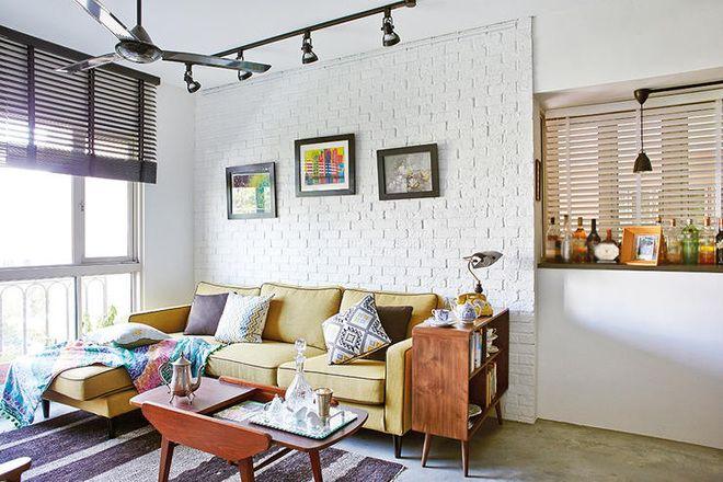 Vẻ hiện đại của căn hộ nhiều đồ cổ - VnExpress Đời sống
