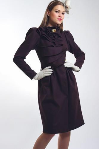 Самые красивые дизайнерские пальто