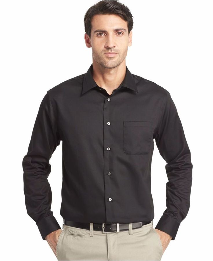 1000 images about men 39 s dress shirt on pinterest big for No iron shirts mens