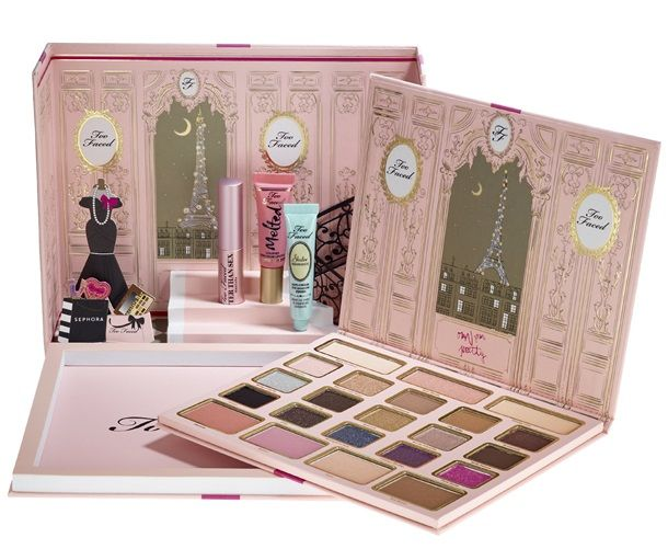 Too Faced Le Grand Palais Available Now