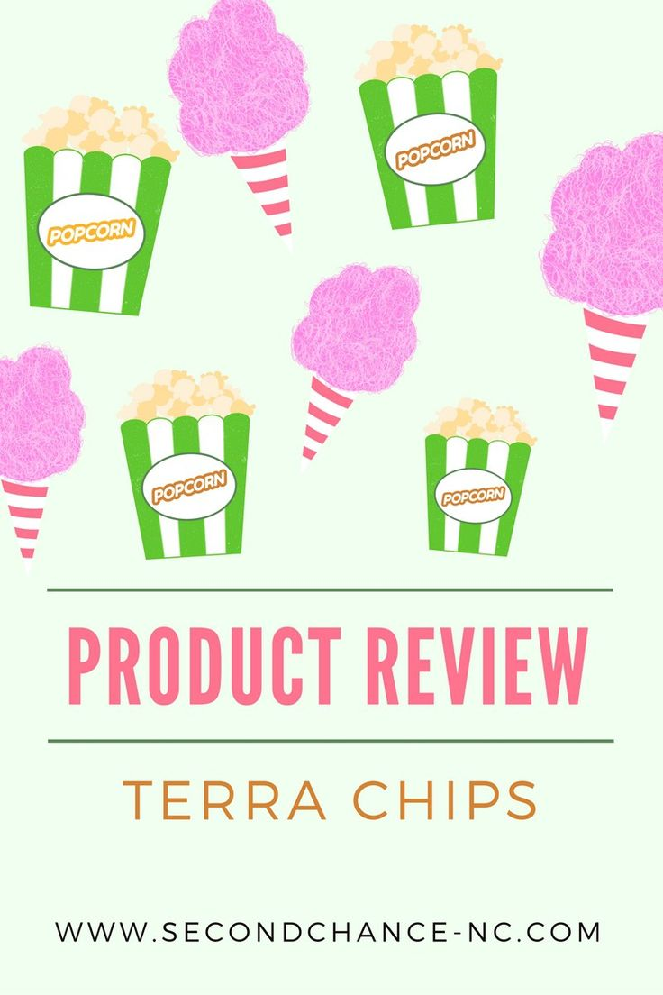 Check this product review of Terra Chips, a healthy and delicious snack!