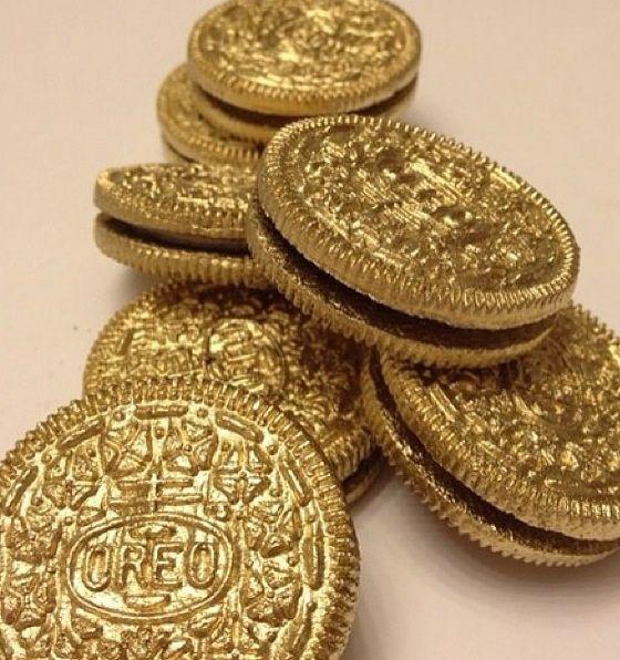Gold orios