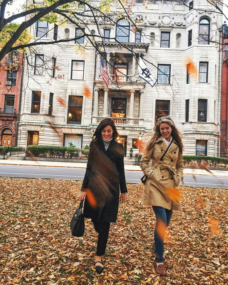 Fall always leaves us with such great new memories  (at Commonwealth Avenue Boston)