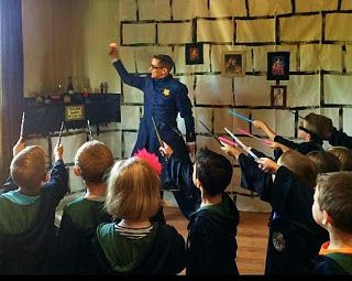 Young Wizards Academy on blogger: Surrey Themed Kids Birthday Parties