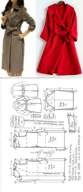 Buttonles coat...<3 Deniz <3