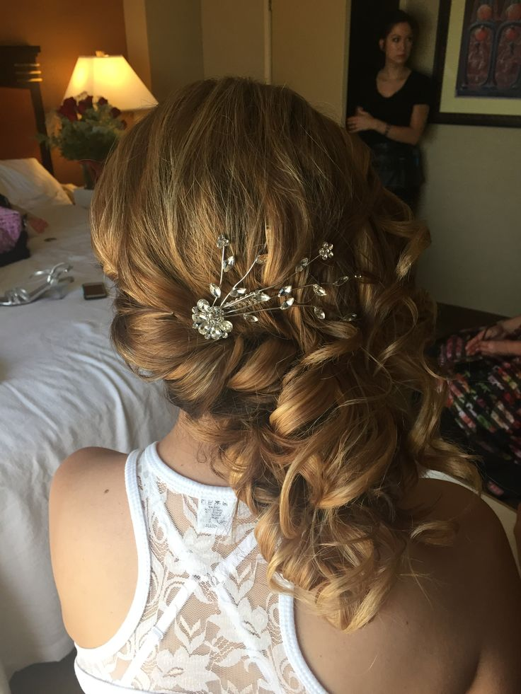 138 best images about bridal hair   bridal hairstyles