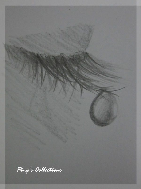 2012 Pencil Sketching - Heart Broken by Icey, via Behance