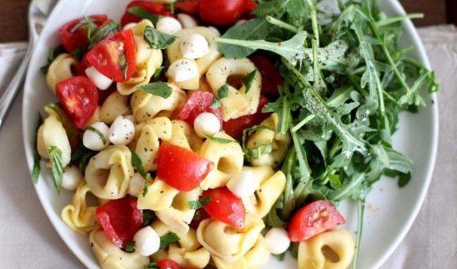 Cold Tortellini Salad – Belmont Market, Marketplace & Gift Baskets – Wakefield, Rhode Island