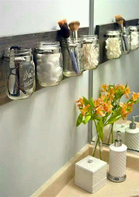 Great idea... For any room... Bathroom, kitchen, shop, chicken coop...