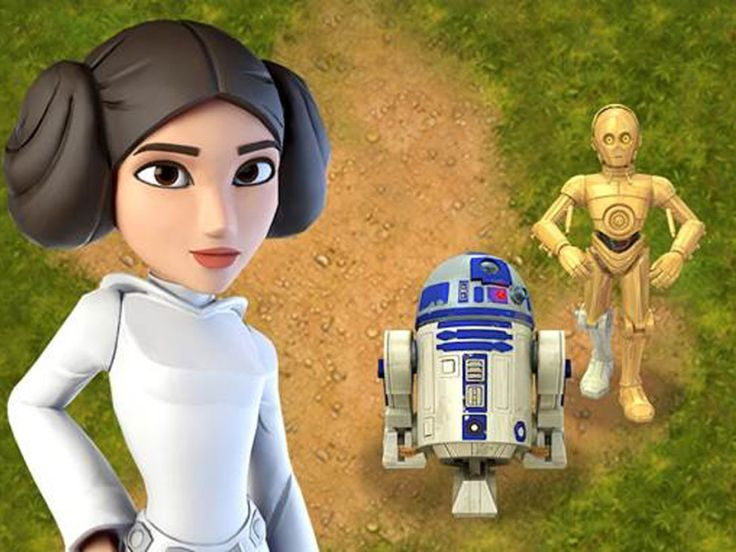 Star Wars Characters Will Now Teach Your Kids To Code