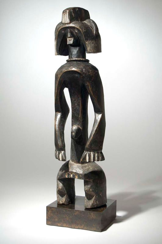Figure, Mumuye peoples, Early to mid-20th century, Private Collection, L2010.58.3