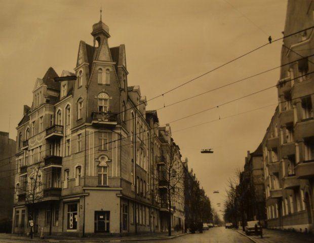 Data nieznana. Ul. Górna Wilda 90. Fot. Z archiwum Miejskiego Konserwatora Zabytków #wilda #poznan
