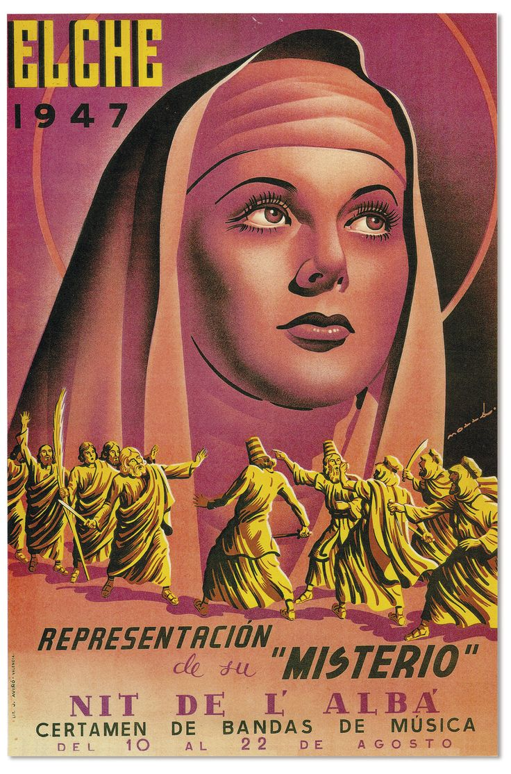 Cartel #MisteriDElx 1947