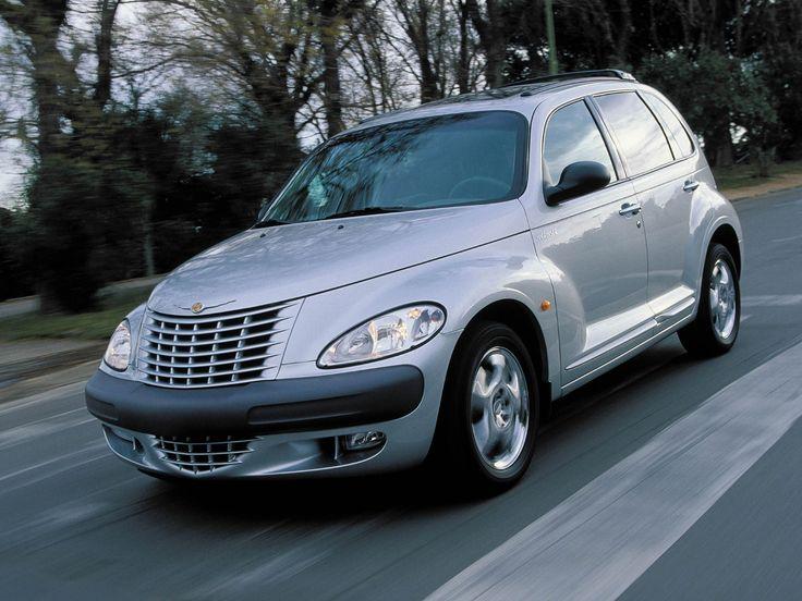Chrysler PT Cruiser EU-spec '2000–05