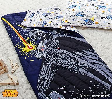 Star Wars™ Darth Vader™ Sleeping Bag #pbkids
