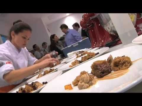 Video-resumen The best restaurant dessert 2011| #EspaiSucre #Barcelona