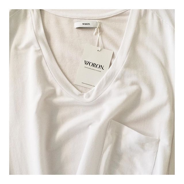 D E T A I L S ⚪️ Top: #MuscleBase  #woronstore #showroom #woronstudio #beautiful #sustainablefashion #essentials #ThePowerOfBasic #EssentialsRule #slowfashion #ethicalfashion #wearthechange #ökotex #certified #lingerie #vegan #picooftheday #woron