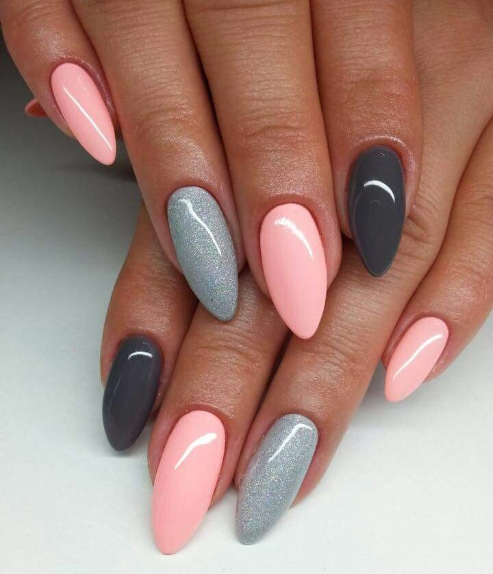 1000+ Ideas About Pretty Gel Nails On Pinterest