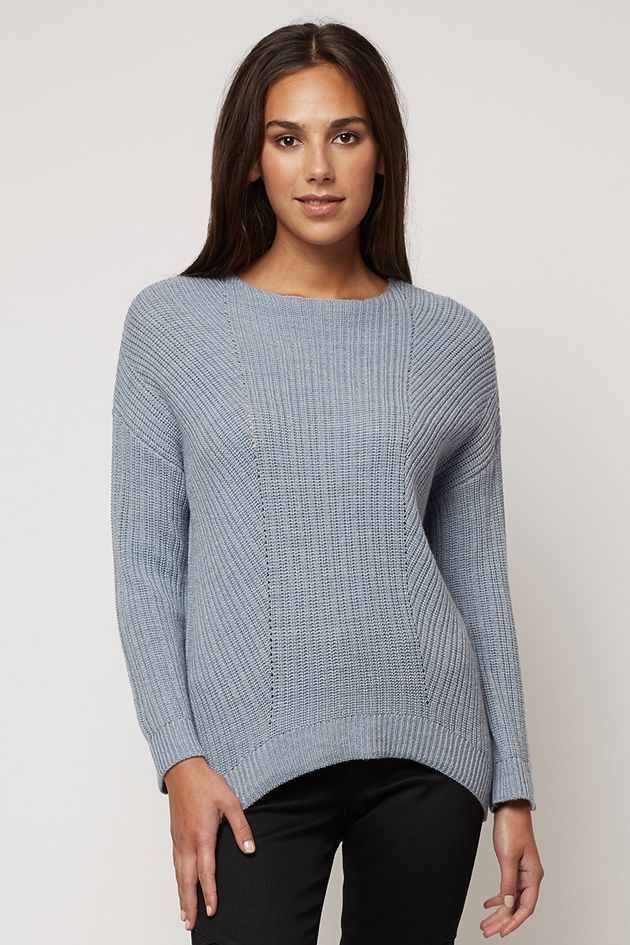 Shop For Ria Ribbed Merino Sweater Merino Knitwear Max Shop Merino Sweater Sweaters Knitwear