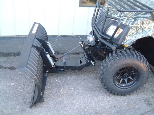 25 Unique Atv Snow Plow Ideas On Pinterest Atv Plow Shed Plans