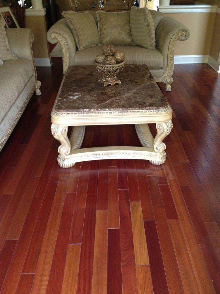 Cherry Engineered Hardwood Flooring Part - 33: Brazilian Cherry Flooring. Engineered Hardwood ...