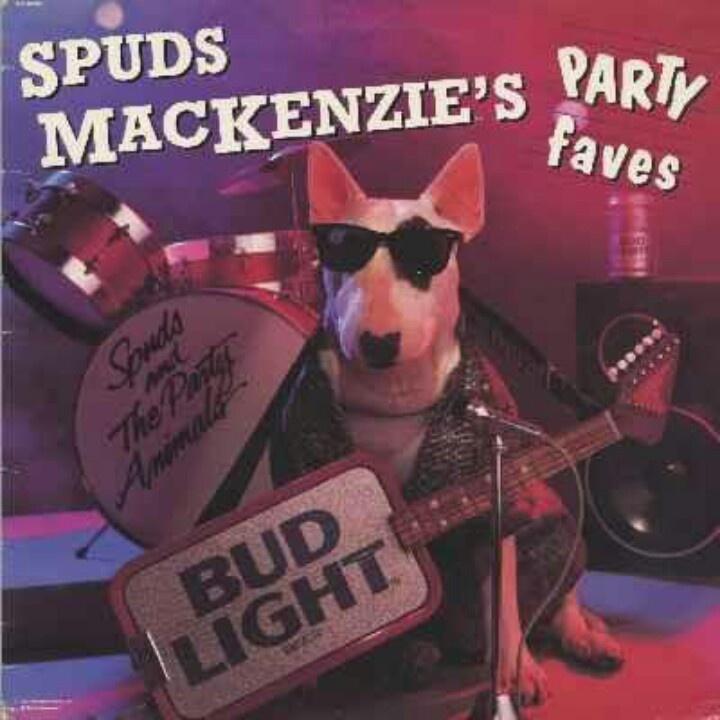Spud McKenzie