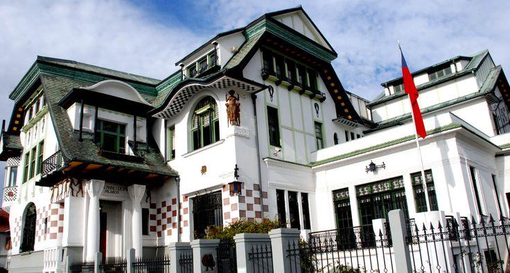 Valparaiso- Museo de las Bellas Artes/Palacio Baburizza
