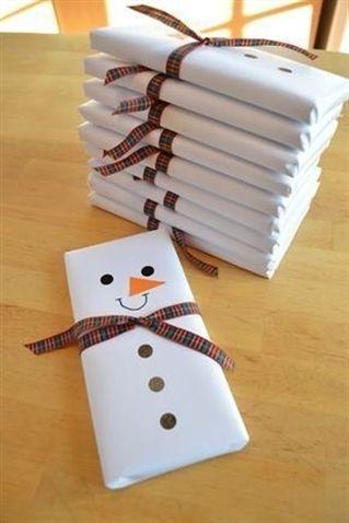 Bis Weihnachten ist es nicht mal mehr ein Monat. Wir hoffen du hast deine Gesche…