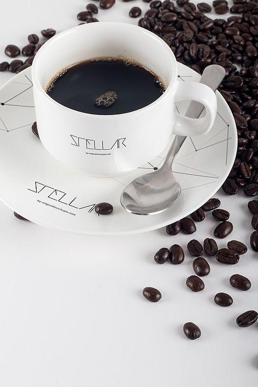 Original Mockups - Coffee Cup Mockup 02