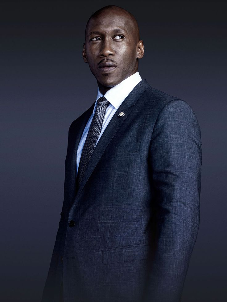 dream man: Mahershala Ali plays dream man Remy on House of Cards