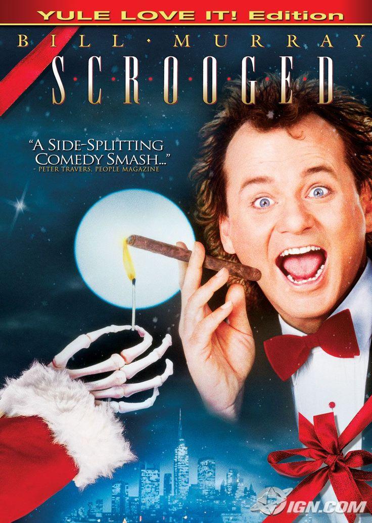 19 best Scrooged!* images on Pinterest | Bill murray, Bill o'brien ...