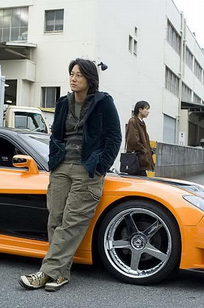 Sung Kang Fast and Furious Toyko Drift.......