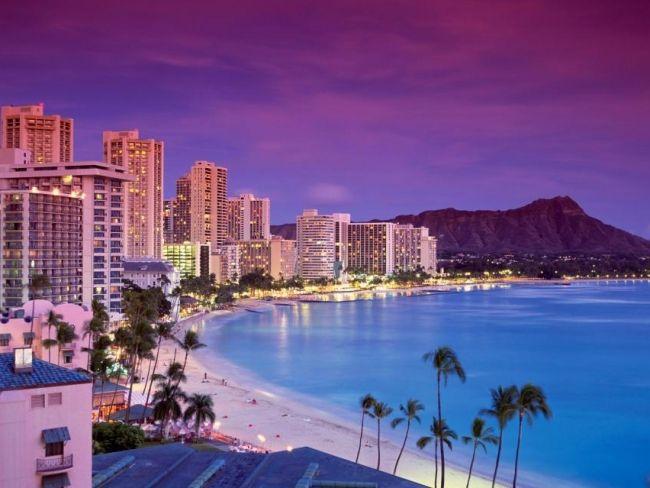 Hawaje, wyspy