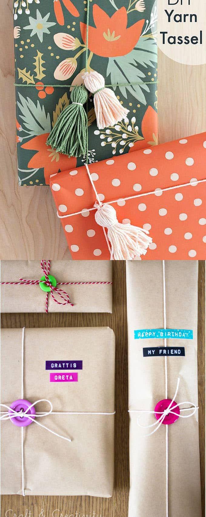 986 besten geschenke verpacken bilder auf pinterest geschenke verpacken diy geschenke und. Black Bedroom Furniture Sets. Home Design Ideas