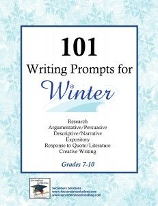 101 Writing Prompts for Winter_Page_01
