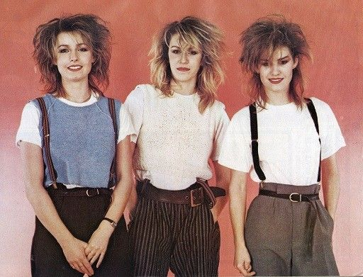 Early Bananarama