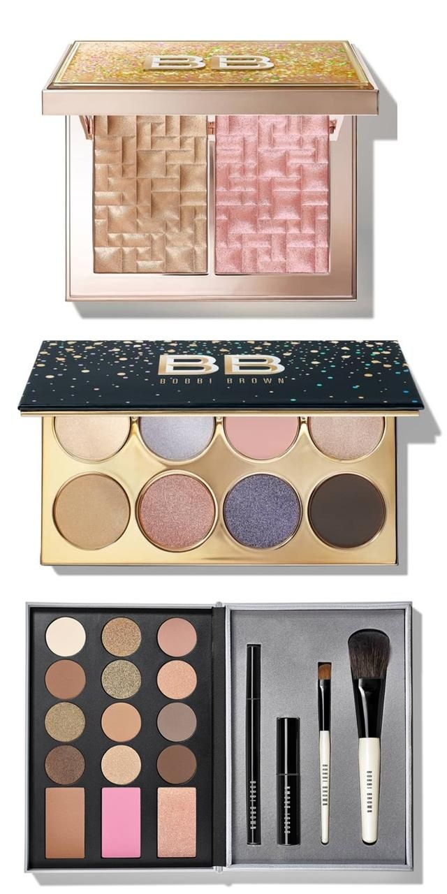 Best eyeshadow palette 2018 - 12 swatched on different