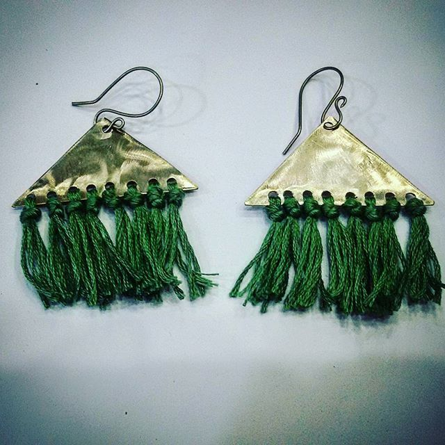 #μιαφορακαιενανκαιρο#zetazografou#handmade#jewelry#earrings
