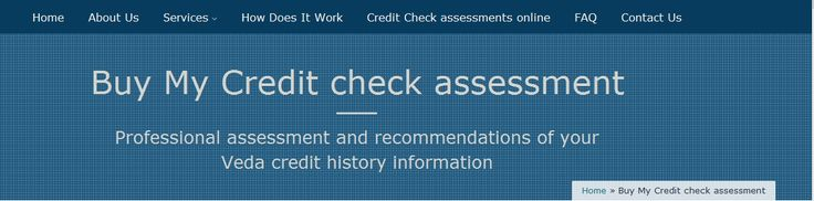 if you are looking for veda credit check, credit report, credit rating or credit history online, then you must visit creditcheckexpress.com.au, where you will get the best credit services online at affordable.