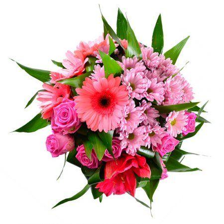 Букет для девочки. Купить букет цветов для девочки с доставкой.
