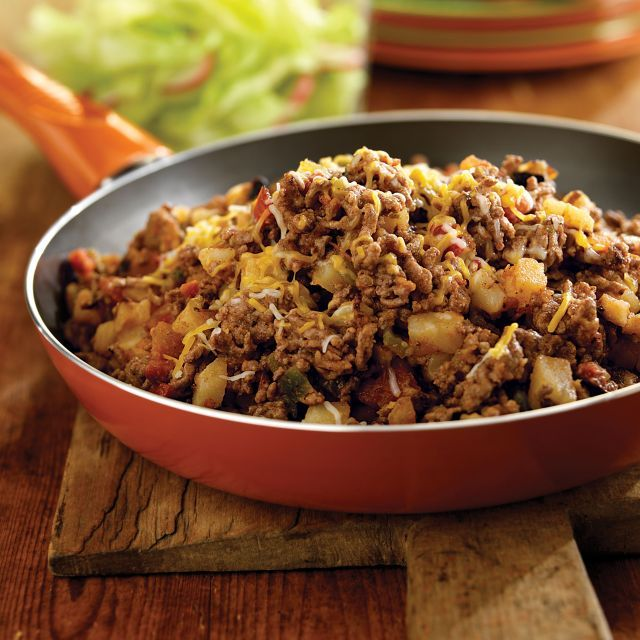 South Of The Border Beef Hash In 2020 Beef Hash Hash Recipe Recipes