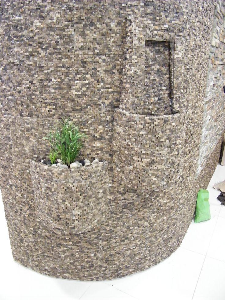 17 best images about muros de agua on pinterest gardens - Muro de agua ...