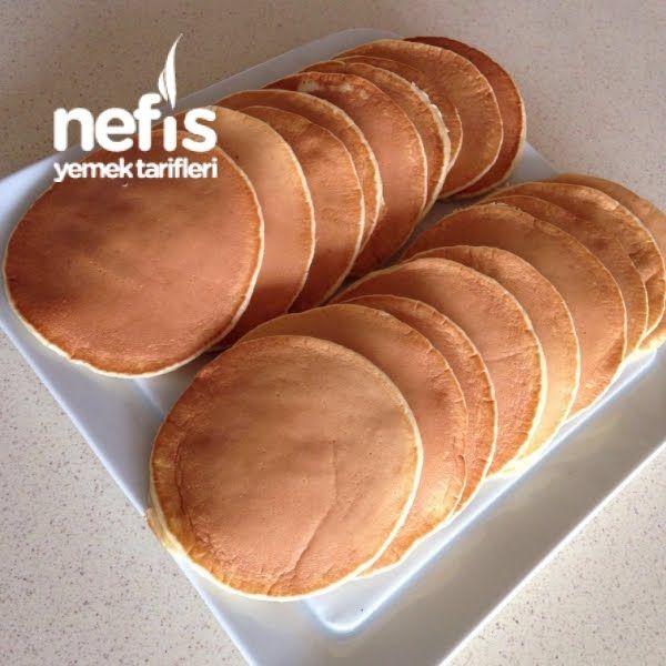 Tam ölçülü Pancake Tarifi