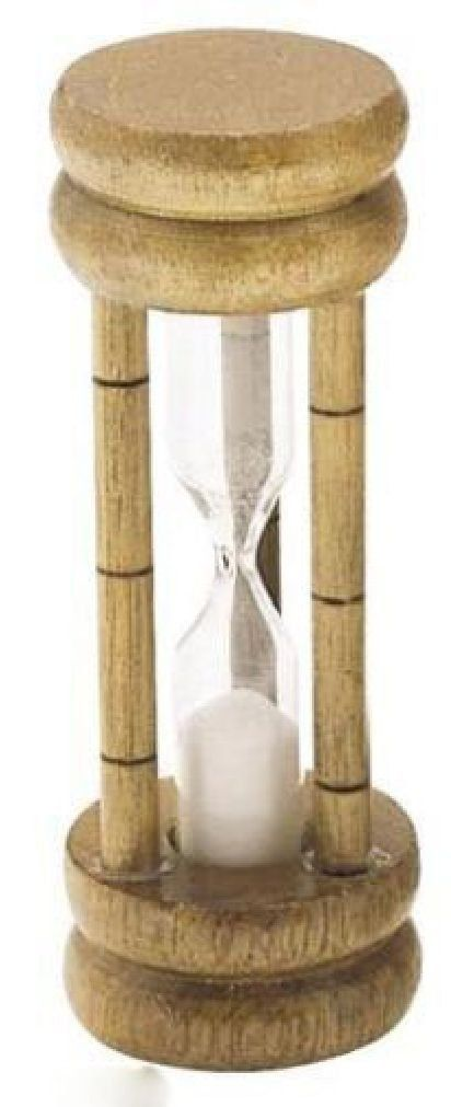 PonZE Bnew Traditional Sand Wooden Egg Timer Kitchen Timer Game Boiled Egg: Amazon.co.uk: Kitchen & Home