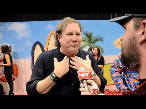 #RedCarpetReport We Hulked out with Fred Tatasciore at #D23Expo Disney's UltimateFan Experience http://youtu.be/2ysR99ibuFs